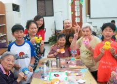祖孫合力縫香包 日照中心與學童歡度端午