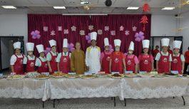 社區大廚齊上菜 雲水日托站「食在享壽」料理分享會