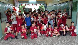 龍潭國小匏崙分校 歡度愛心、公益兒童節